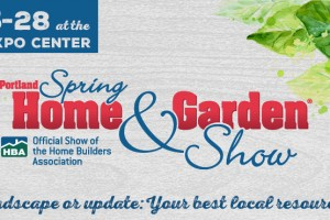 Come see us at the Home and Garden Show Booth #243