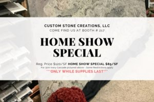 Come See Us at the Portland Home and Garden Show
