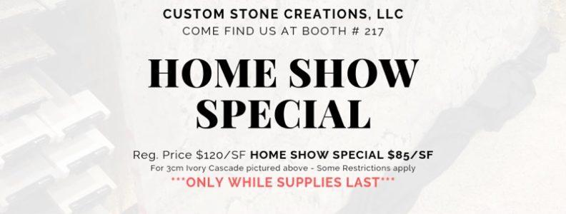 Portland Home and Garden Show Special